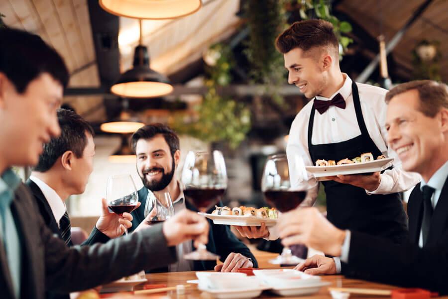 Server Waiter Job