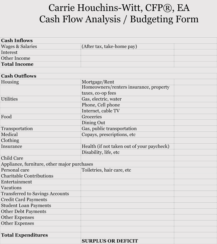 cash flow statement templates for excel weekly monthly yearly