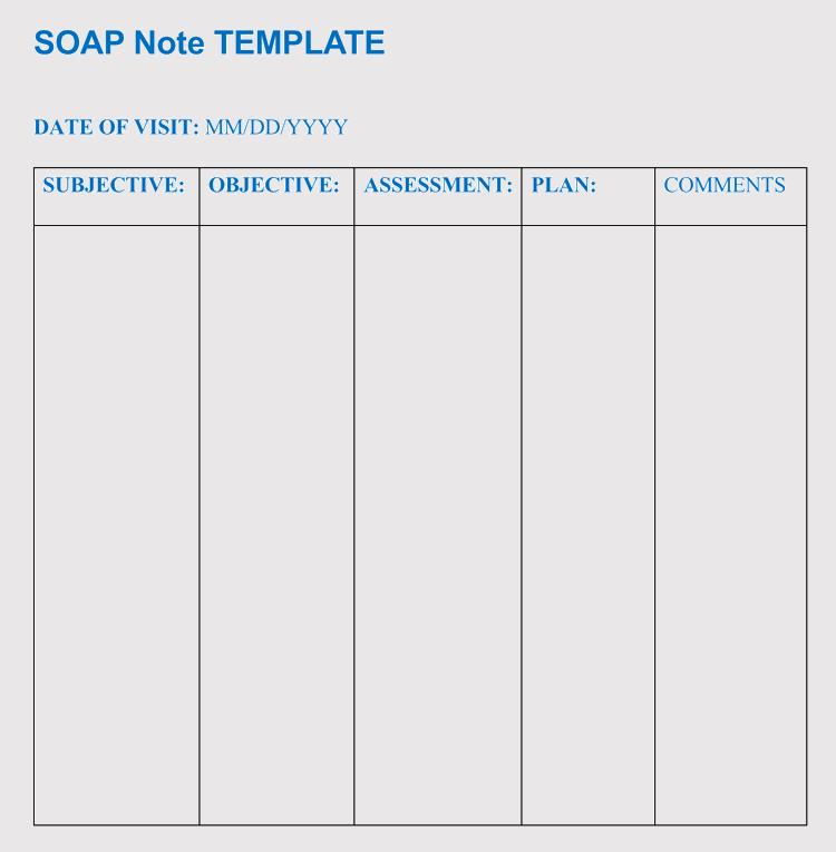 Free Soap Notes Pdf