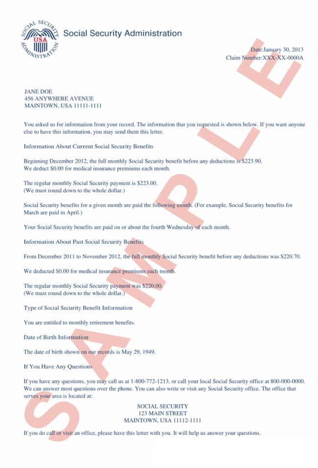 award letter template
