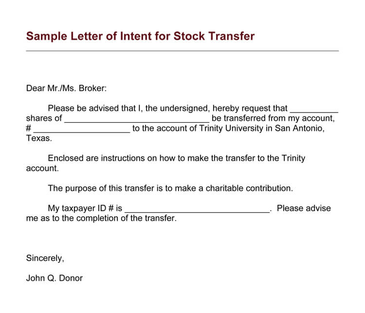 reason for transfer request sample  request for job