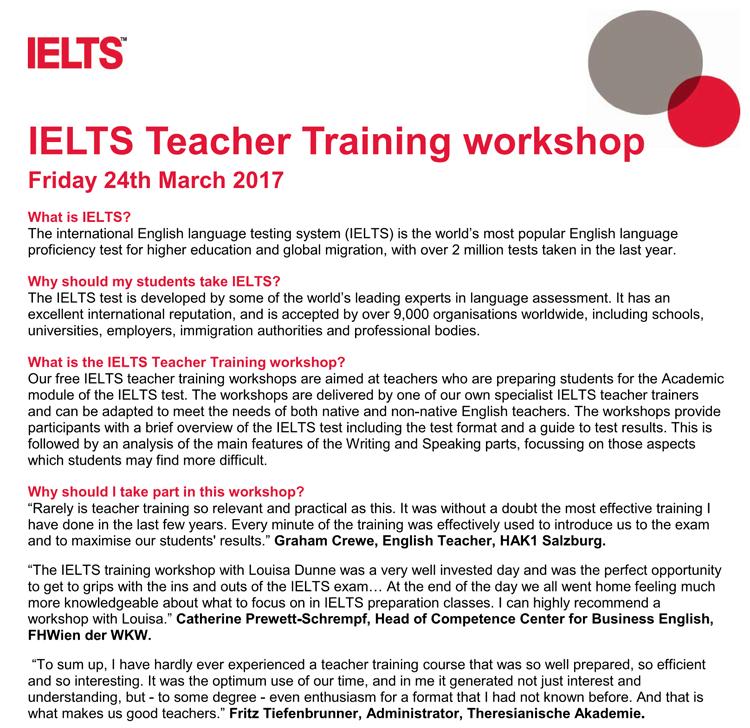 training agenda for teacher
