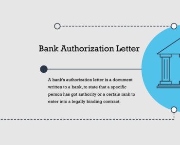 What is a Bank Authorization Letter
