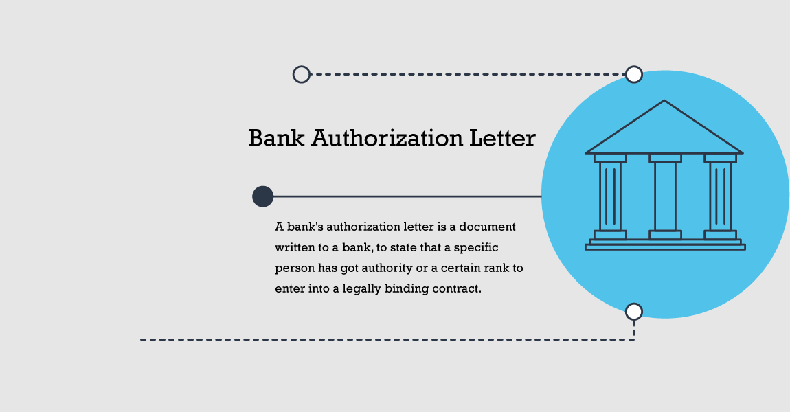 Contents of a Bank Authorization Letter (and How to Write it