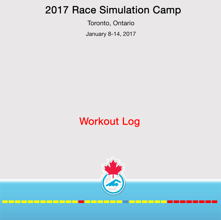 Free Workout Log Template Excel