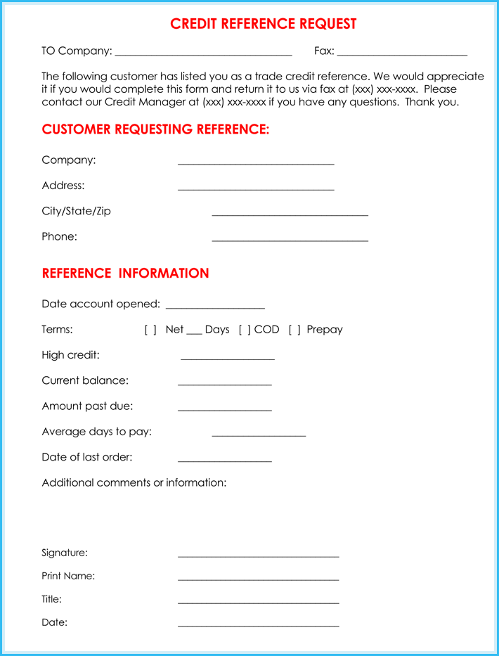 Business Recommendation Letter 10 Samples Formats