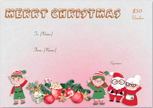 Christmas-Gift-Certificate 3