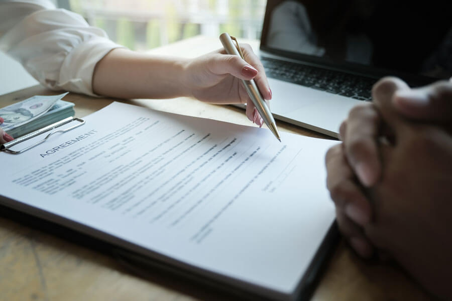 creating commercial lease agreement