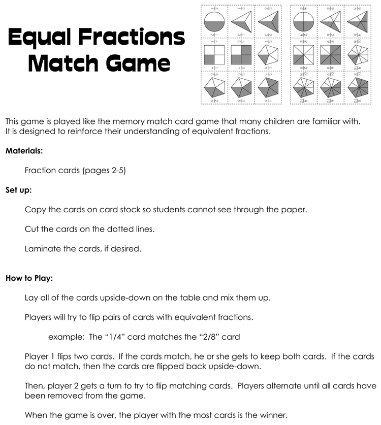 Adding And Subtracting Fractions Worksheets Pdf
